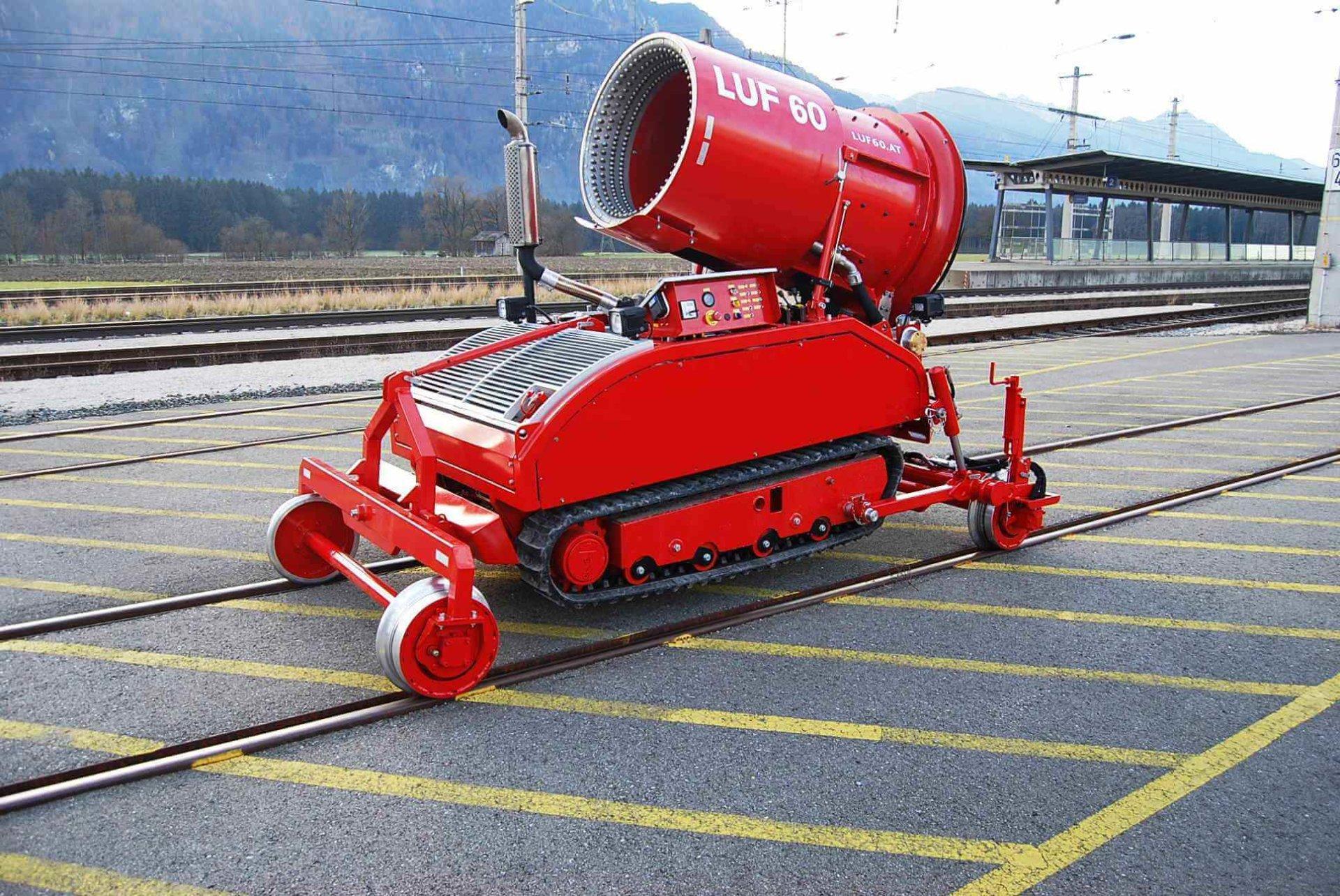 LUF Rail Drive
