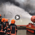 Singapore Fire - June 22, 2019