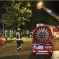 Stuttgart underground car park fire - May 15, 2019