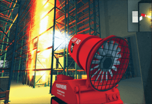LUF 60 Simulator