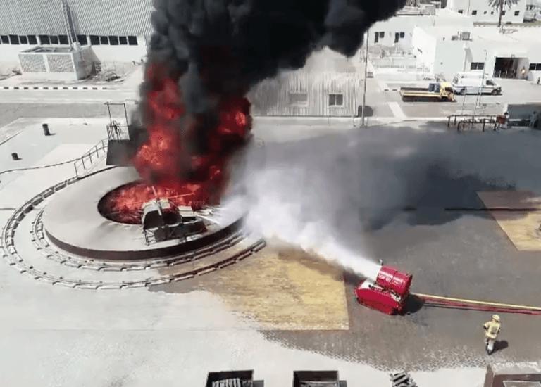 Abu Dhabi testet LUF 60