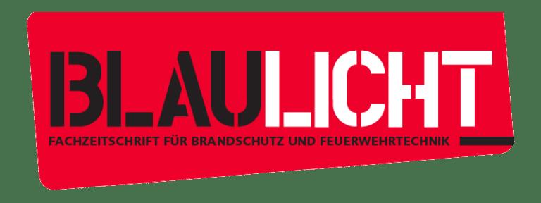 """LUF in Fachzeitschrift """"Blaulicht"""""""