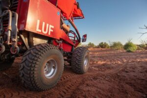 Linde eMotion – All-Terrain adventure awaits with the LUF Mobil